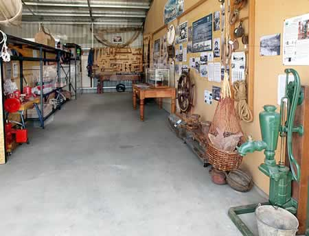 Paynesville Maritime Museum Display Centre